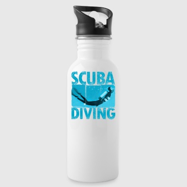 diver - Water Bottle