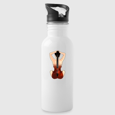 Old violins ... Young women ... - Water Bottle