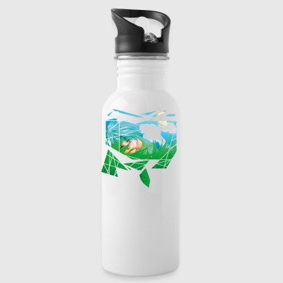 Garden - Water Bottle