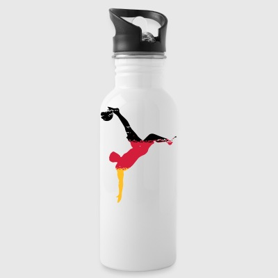 Falling Back Team Germany - Bicicle Kick - Water Bottle