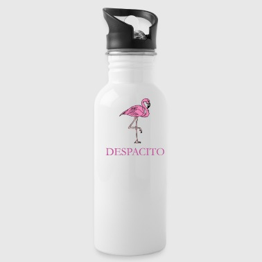 Despacito flamingo - Trinkflasche