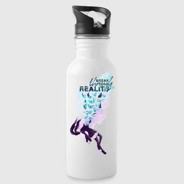 Break Through Reality - Trinkflasche
