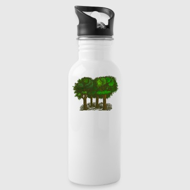 Forest - Water Bottle