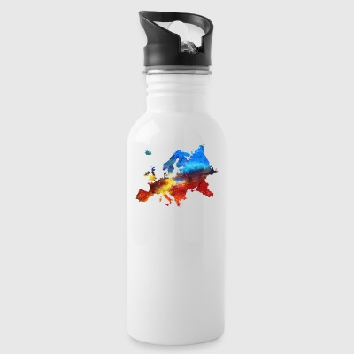 Europe - Water Bottle