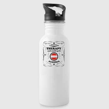 DON T NEED THERAPY GO AUSTRIA - Water Bottle