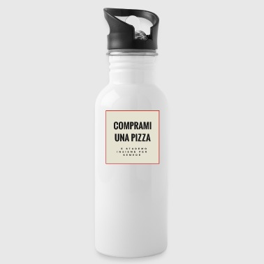 PIZZA - Drinkfles