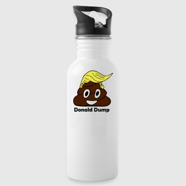Donald dump - Drinkfles