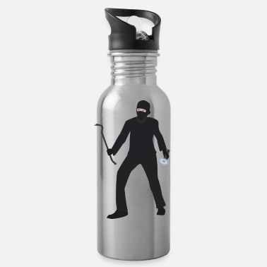 Potassium Cyanide housebreaker - Water Bottle