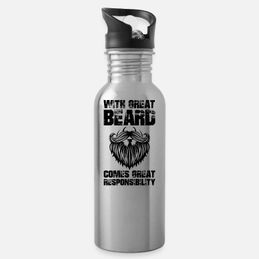 Beard With great beard comes great responsibility - Drikkedunk