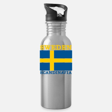 Scandinavia Sweden Scandinavia - Sweden - Water Bottle