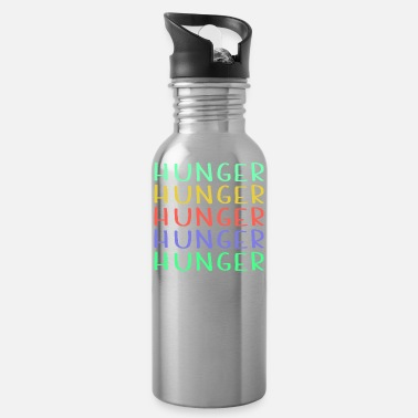 Hunger Shop Colorful Hunger Design - Gourde