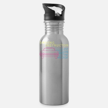 Driving School Driving instructor - driving school - driving instructor - gift - Water Bottle