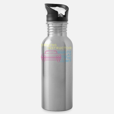 Driving School Driving instructor - driving instructor - driving school - gift - Water Bottle