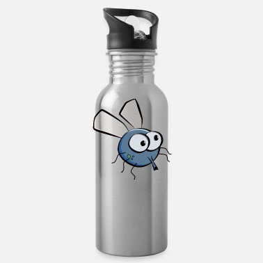 Funny Funny mosquito - Water Bottle