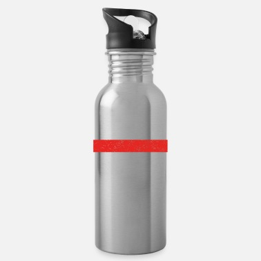 Education Culture PERSONALIZABLE education important education is imp - Water Bottle