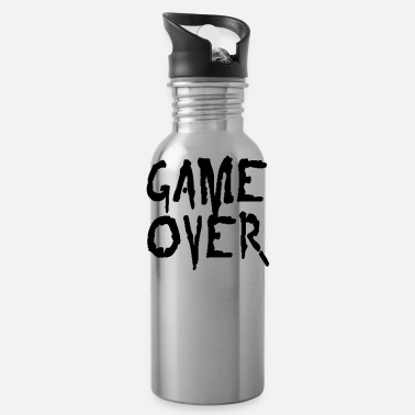 Game game over - Water Bottle