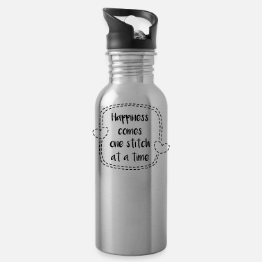 Hobby Sewing gift hobby needle tailor profession hobby - Water Bottle