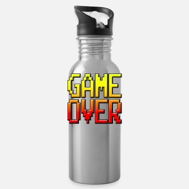 Game Over GAME OVER - Borraccia