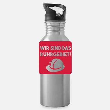 Ruhr Area WE ARE THE RUHR AREA (v) - Water Bottle