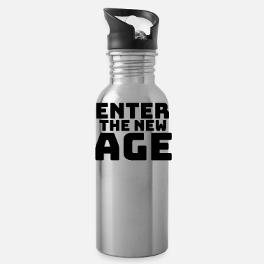 New Age Enter the new Age - Trinkflasche