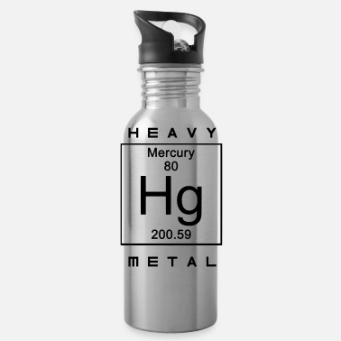 Heavy Heavy Metal - Borraccia