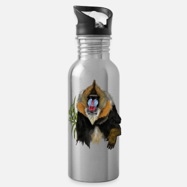 Forêt Mandrill - Water Bottle