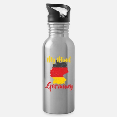 German Federal States Germany federal states - Water Bottle