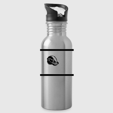 Honey Badger Honey Badger Honey Badger Honeybadger - Water Bottle