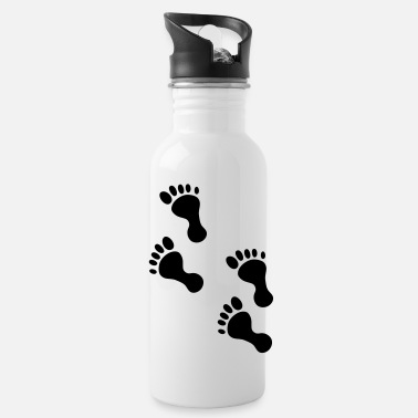 Foot foot - Water Bottle