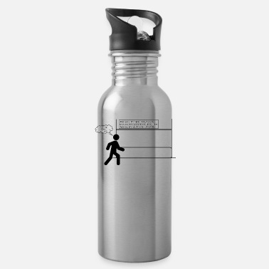 High High Jump - Water Bottle
