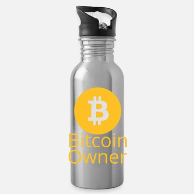 Own bitcoin-owner - Trinkflasche
