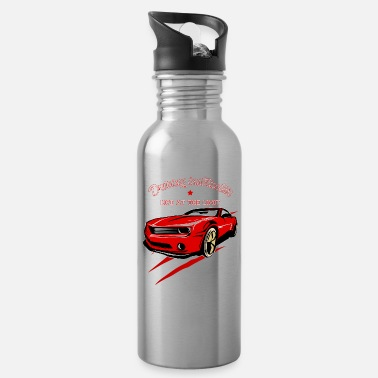 Driving School Driving instructor driving license driving school gift - Water Bottle