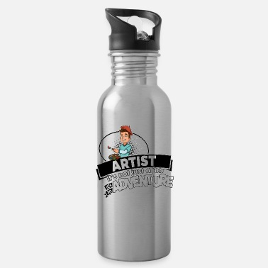 Artist Artist - Adventure / Adventure - Water Bottle