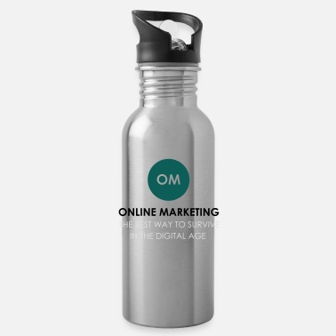Online Online Marketing - Drikkeflaske