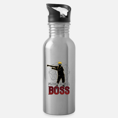 Like Floss Dance Move Like A Boss - Water Bottle