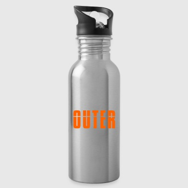 Occupy Outer Space Space Space Space - Water Bottle
