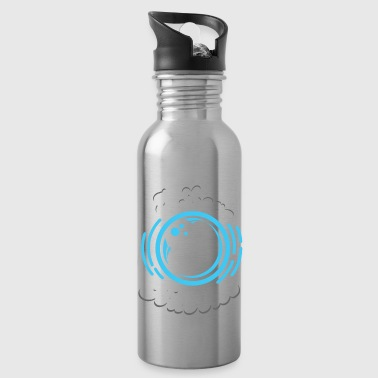 Blasen I love bubbles. Soap bubbles. Clean gift - Water Bottle