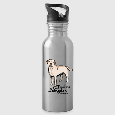 Labrador Golden retriever-hond - Drinkfles