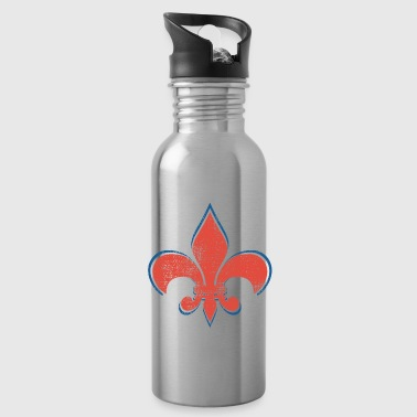 FLEUR DE LIS SHIRT - Water Bottle