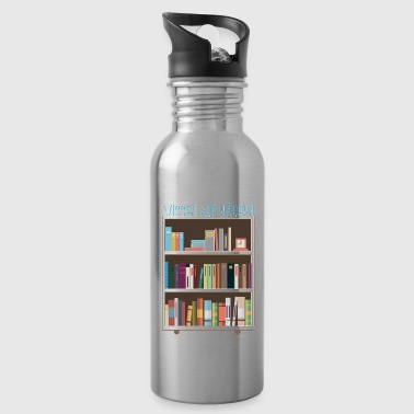 Occupation Librarian occupation - Water Bottle