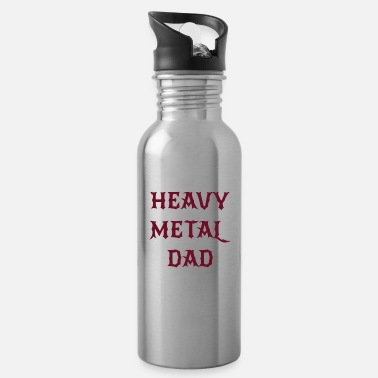 Heavy Metal Heavy Metal Dad - Vattenflaska