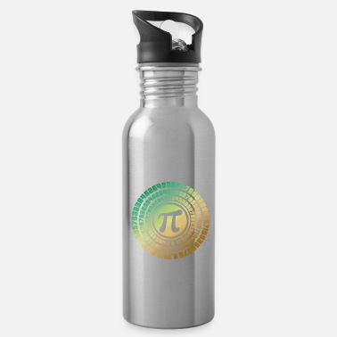 Out pi mathematics - Water Bottle