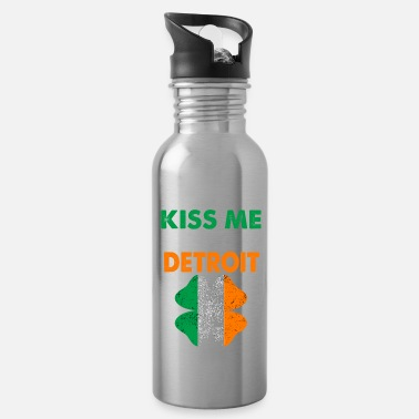 Detroit Kiss Me Im From Detroit - Borraccia