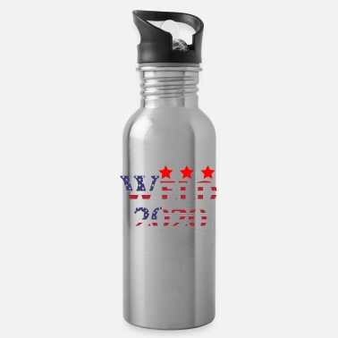 Strip William Bill Weld 2020 US Election 2020 - Trinkflasche
