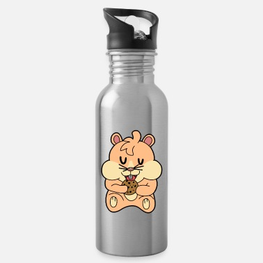 Rodent Hamster rodent rodent hungry fantasy - Water Bottle