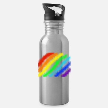 Rainbow Flag Rainbow flag - Water Bottle