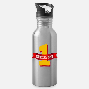 Special Special One - The special number one - Water Bottle