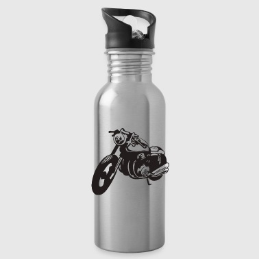 Biker motorcycle - Drinkfles