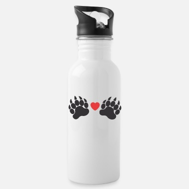 Paw Paws paws - Water Bottle