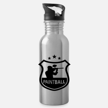 Paintball paintball - Drinkfles